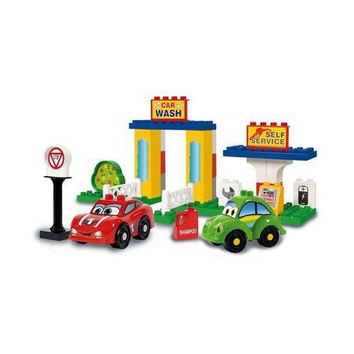 Unico Cars for kids - Myjnia i stacja benzynow - BEZPŁATNY ODBIÓR: WROCŁAW!