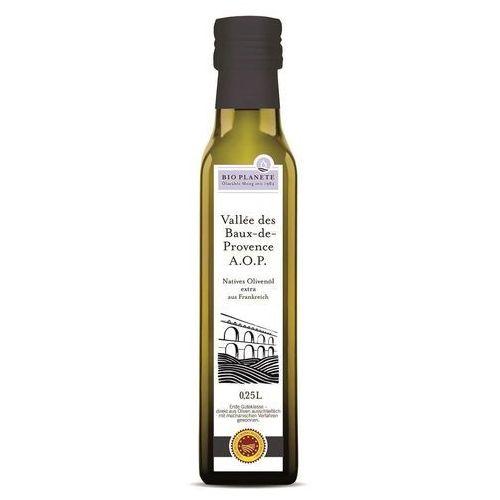Oliwa z oliwek extra virgin z doliny vallee des baux-de-provence a.o.p. bio 250 ml - marki Bio planete