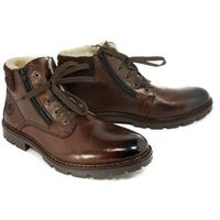 32121-25 brown, trzewiki męskie marki Rieker