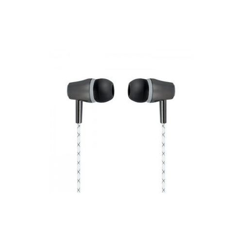 Słuchawki douszne Forever SE-110 białe z mikforonem marki Forever, słuchawki muzyczne
