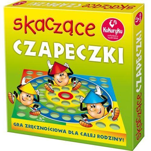 Gra skaczące czapeczki marki Promatek