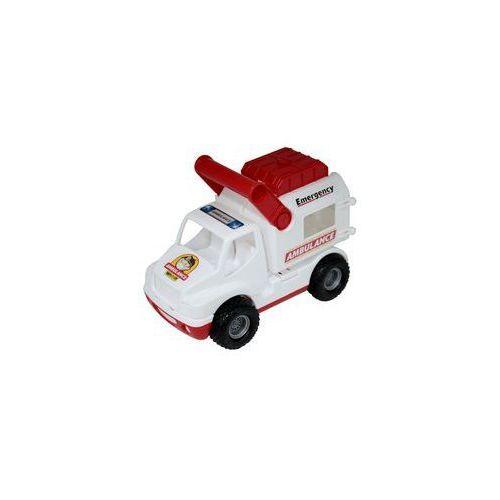 ConsTruck - ambulans samochód w siatce (4810344010490)