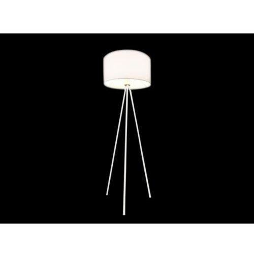 Azzardo Żarówka led gratis! lampa podłogowa finn fl-12025 wh biała , kategoria: lampy stojące