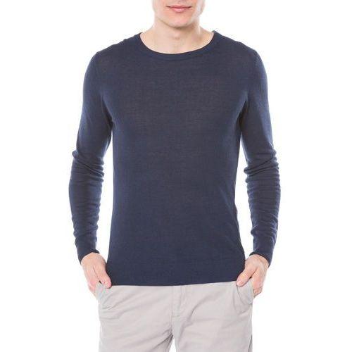 sweter niebieski l marki Tom tailor