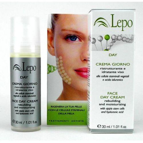 komórki macierzyste krem do twarzy na dzień z komórkami macierzystymi 30ml marki Lepo