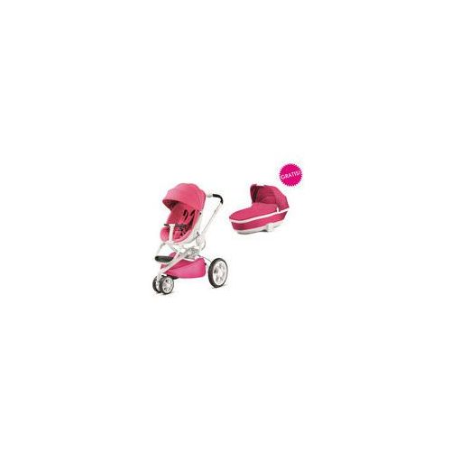 Wózek wielofunkcyjny 2w1 Moodd + GRATIS Quinny (Pink Passion), 76609230 76909230