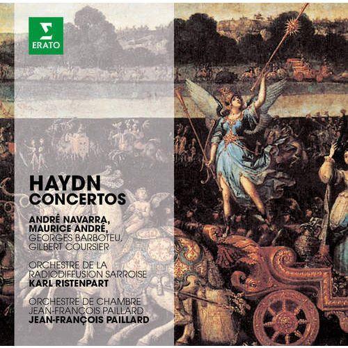 THE ERATO STORY. HAYDN: TRUMPET CONCERTO, CELLO CONCERTO - Andre, Maurice, Andre Navarra (Płyta CD)