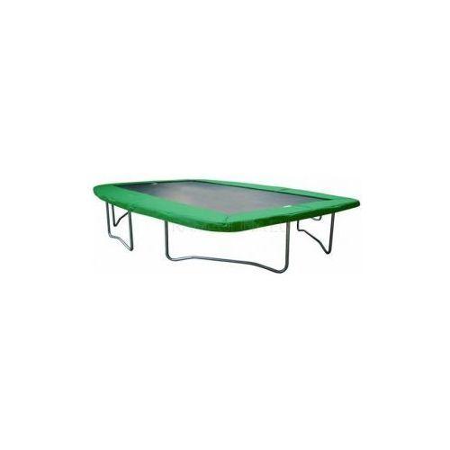 pro 305 cm x 518 cm (17ft) - trampolina ogrodowa z drabinką marki Euro