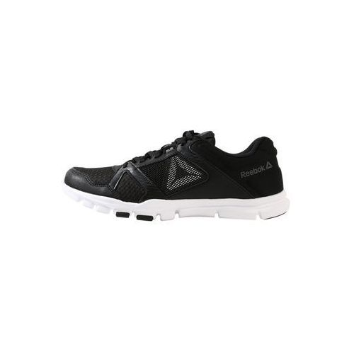 Reebok YOURFLEX TRAIN 10 MT Obuwie treningowe black/white/alloy, kolor czarny