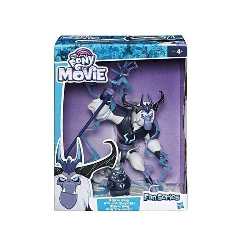 My little pony goh figurka kolekcjonerska król burz - marki Hasbro
