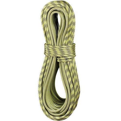 Edelrid swift pro dry ct lina wspinaczkowa 8,9mm 40m zielony 2018 liny połówkowe (4052285377526)