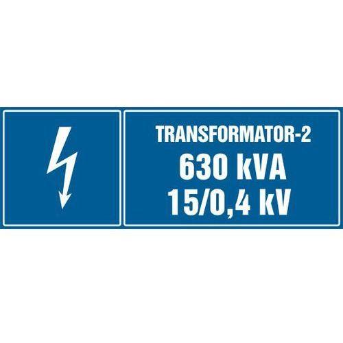 Transformator-2, 630 kVA, 15/0,4 kV