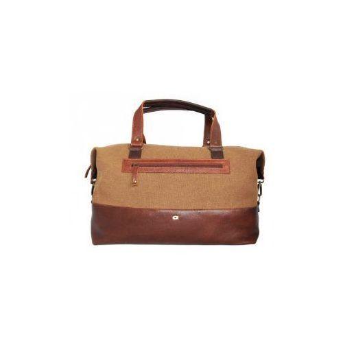 Daag Clou next 12 torba podróżna uniseks skóra naturalna firmy