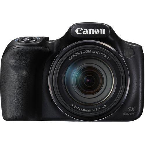 Canon PowerShot SX540. Najniższe ceny, najlepsze promocje w sklepach, opinie.