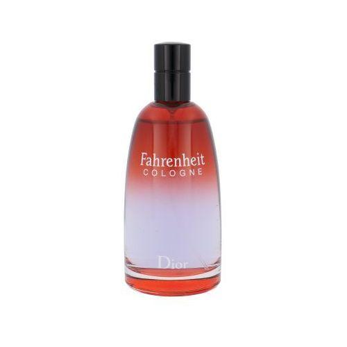 Dior Fahrenheit Cologne Woda kolońska 125 ml spray, DIO-FAC02