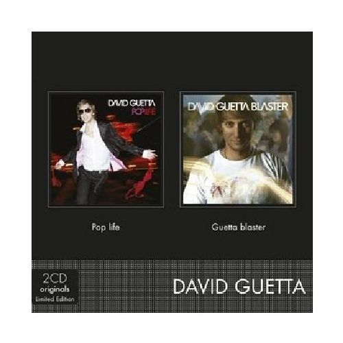 DAVID GUETTA - POP LIFE / GUETA BLASTER - Album 2 płytowy (CD)