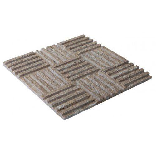 Goccia stone mozaika kamienna 29,6x29,6 cm castor f3506 marki Goccia mosaico