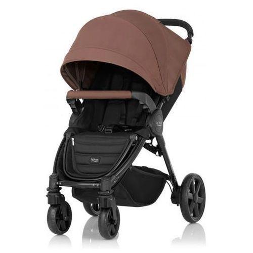 Wózek Britax B-agile 4 PLUS (4000984118308). Najniższe ceny, najlepsze promocje w sklepach, opinie.