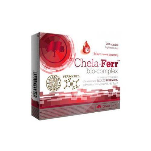 Chela-ferr bio-complex żelazo 30kaps  marki Olimp