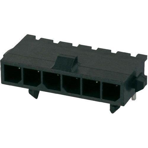 Listwa złączy męskich (standardowa) ilośc pinów 4  2-1445055-4 raster: 3 mm 1 szt. marki Te connectivity