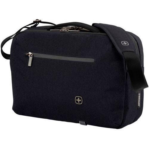 "torba na laptopa 15,6"" citystep, czarna marki Wenger"