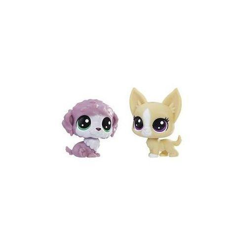 Dwupak figurek Littlest Pet Shop Hasbro (Chunky & Mayor)