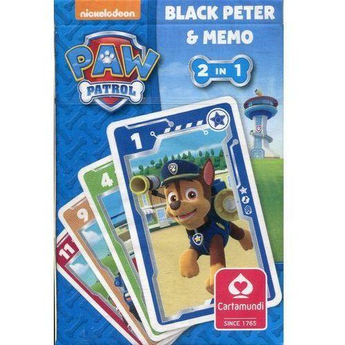 Cartamundi Psi patrol czarny piotruś memo (5901911002860)