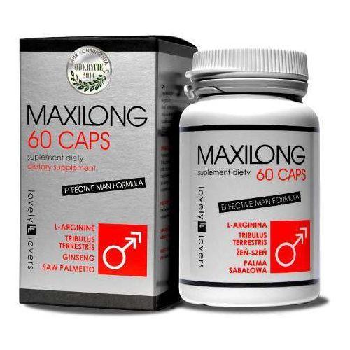 Lovely Lovers Maxilong - tabletki na powiększanie rozmiaru erekcji, 9743-160103-32