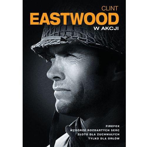 Clint Eastwood: Akcja (4xDVD) - Różni reżyserzy (7321909279933)