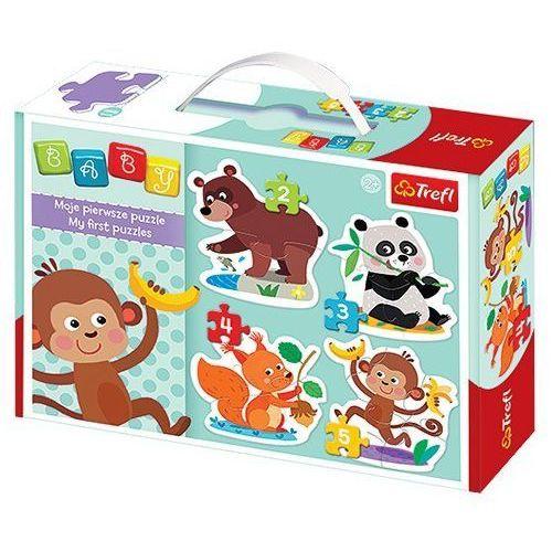 Trefl  puzzle. baby classic przysmaki (5900511360561)