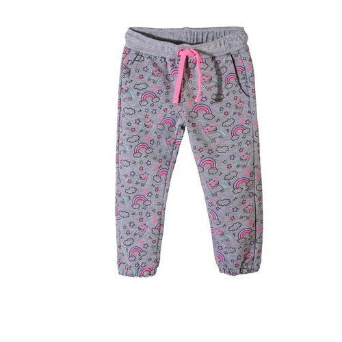 Spodnie dresowe dla dziewczynki 3M3406