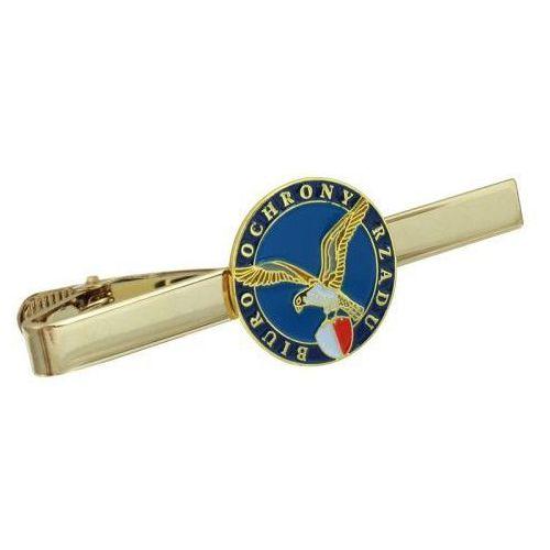 Spinka do krawata - Biuro Ochrony Rządu