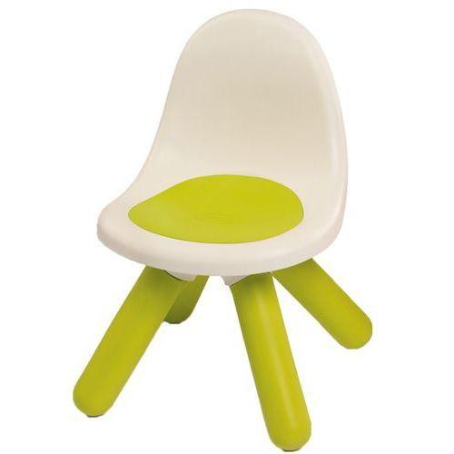 krzesełko dla dzieci zielone marki Smoby