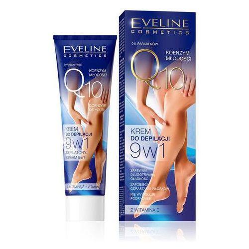 Eveline , koenzym młodości q10. krem do depilacji ciała 9w1, 100ml - eveline od 24,99zł darmowa dostawa kiosk ruchu