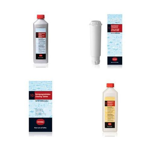 NIVONA zestaw filtr odkamieniacz tabletki oczyszczacz