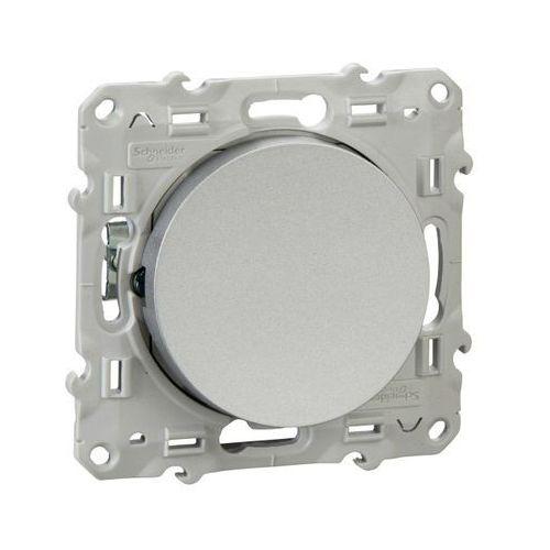 Schneider electric Przycisk uniwersalny odace aluminium (3606480546693)