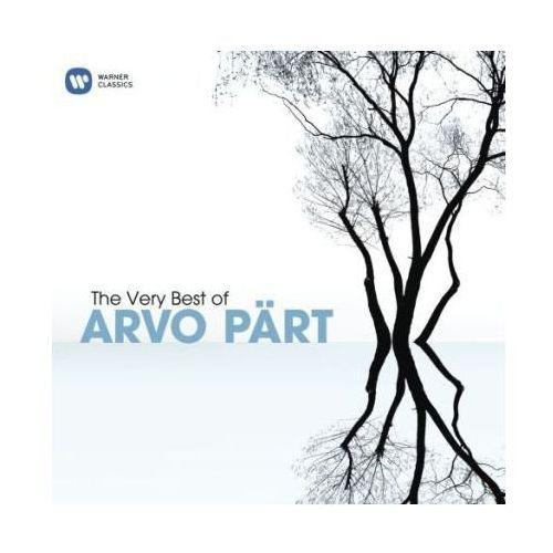 Warner music The very best of arvo part - różni wykonawcy (płyta cd) (5099962944328)