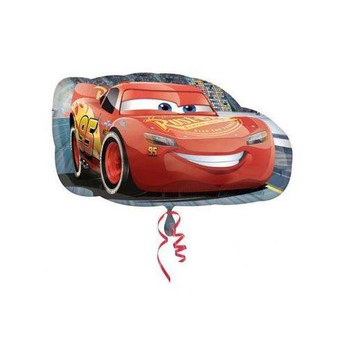 Balon foliowy Cars Lightning McQueen - 76 x 43 cm - 1 szt.