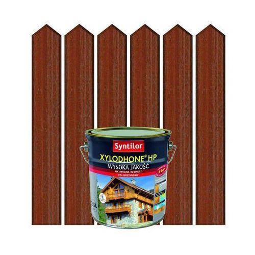 Lazura do drewna XYLODHONE HP 2,5 lMahoń drewno egzotyczne SYNTILOR (3239916441387)