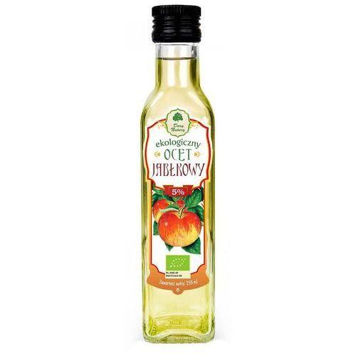 Ocet jabłkowy 5% bio 250 ml - dary natury marki Dary natury - inne bio