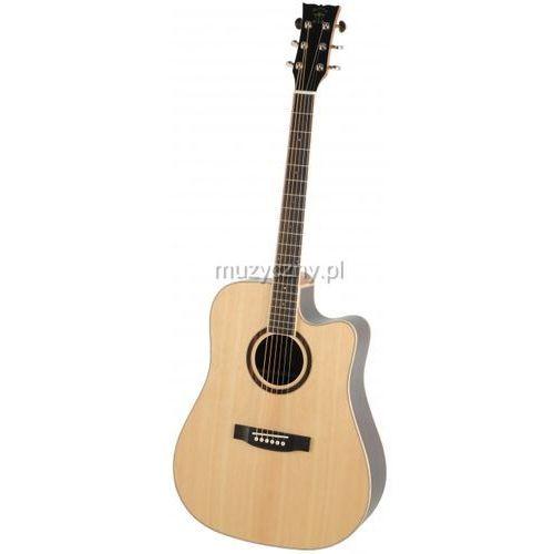 Morrison genewa 1008 gitara akustyczna