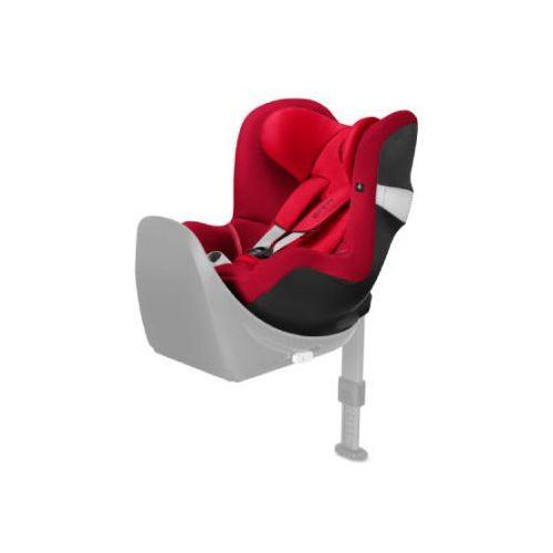 fotelik samochodowy sirona m2 i-size rebel red-red marki Cybex gold