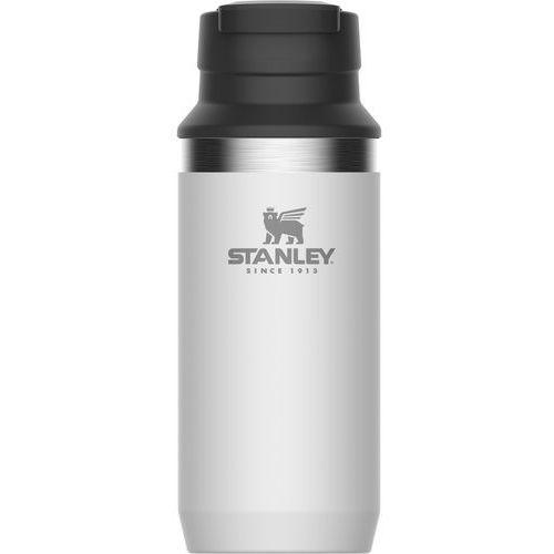 Kubek termiczny z uchwytem Switchback Adventure Stanley 0,35 Litra, biały (10-02284-017), kolor biały