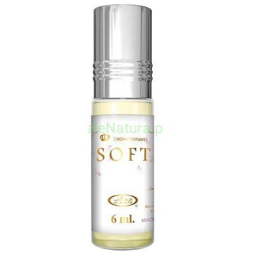 AL REHAB perfumy w olejku SOFT 6ml, ALR-017