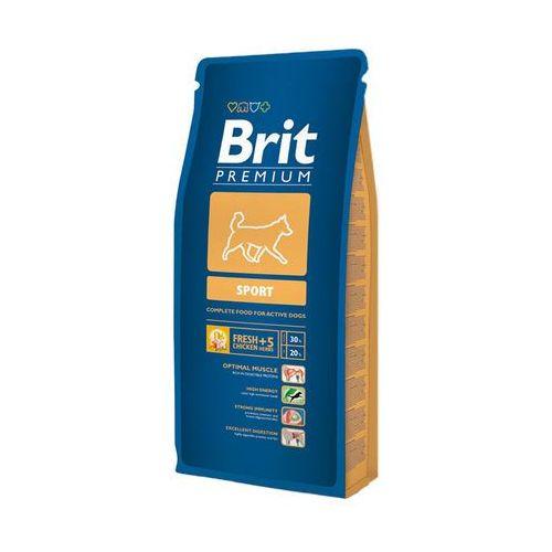 premium sport 15kg marki Brit