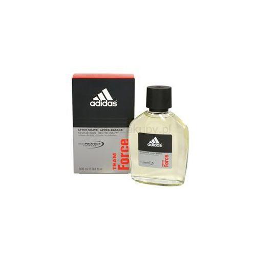Adidas Team Force woda po goleniu dla mężczyzn 100 ml + do każdego zamówienia upominek.