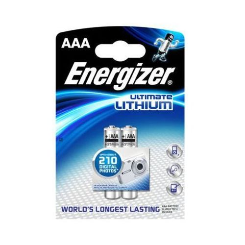 Bateria ENERGIZER Ultimate Lithium AAA L92/2 szt., 1_214525