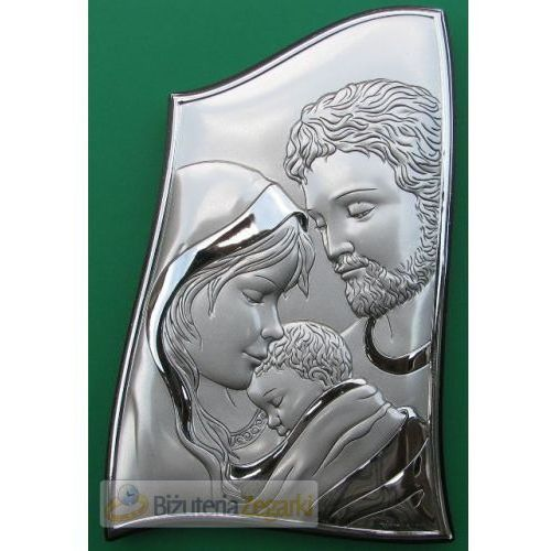 Valenti Obrazek srebrny v18012/3l święta rodzina