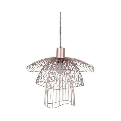 PAPILLON-Lampa wisząca Metal Druciana Ø30cm (3700663915082)