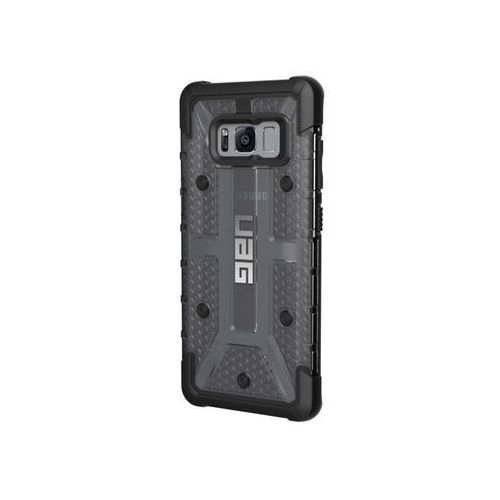 Etui UAG Urban Armor Gear Samsung Galaxy S8+ Plus Ash Smoke - Czarny